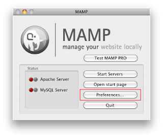 MAMP & MAMP PRO: How-to: Install ExpressionEngine on MAMP