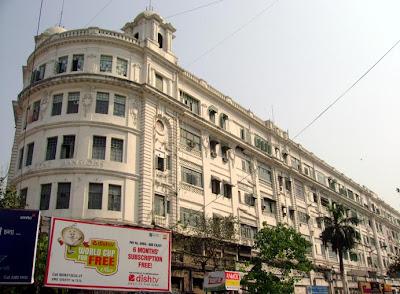 Queens Mansion Kolkata
