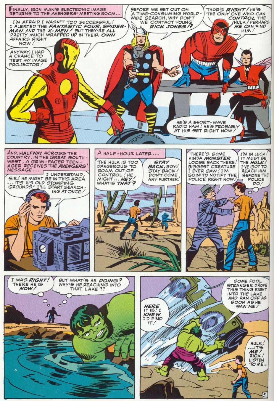 The Avengers (1963) 3 Page 5