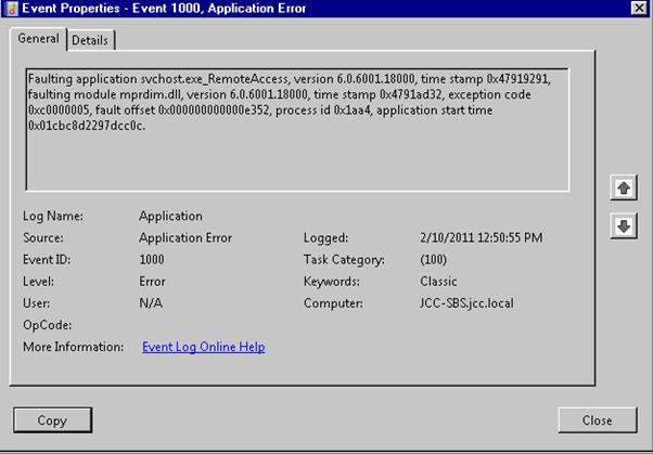 Hma Exe 0xc0000005 Application - toppast