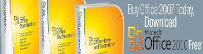 Get Genuine Microsoft Office 2010 For Free