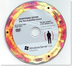 MICROSOFT FREE WINDOWS SERVER 2008 -120DAY TRIAL PACK