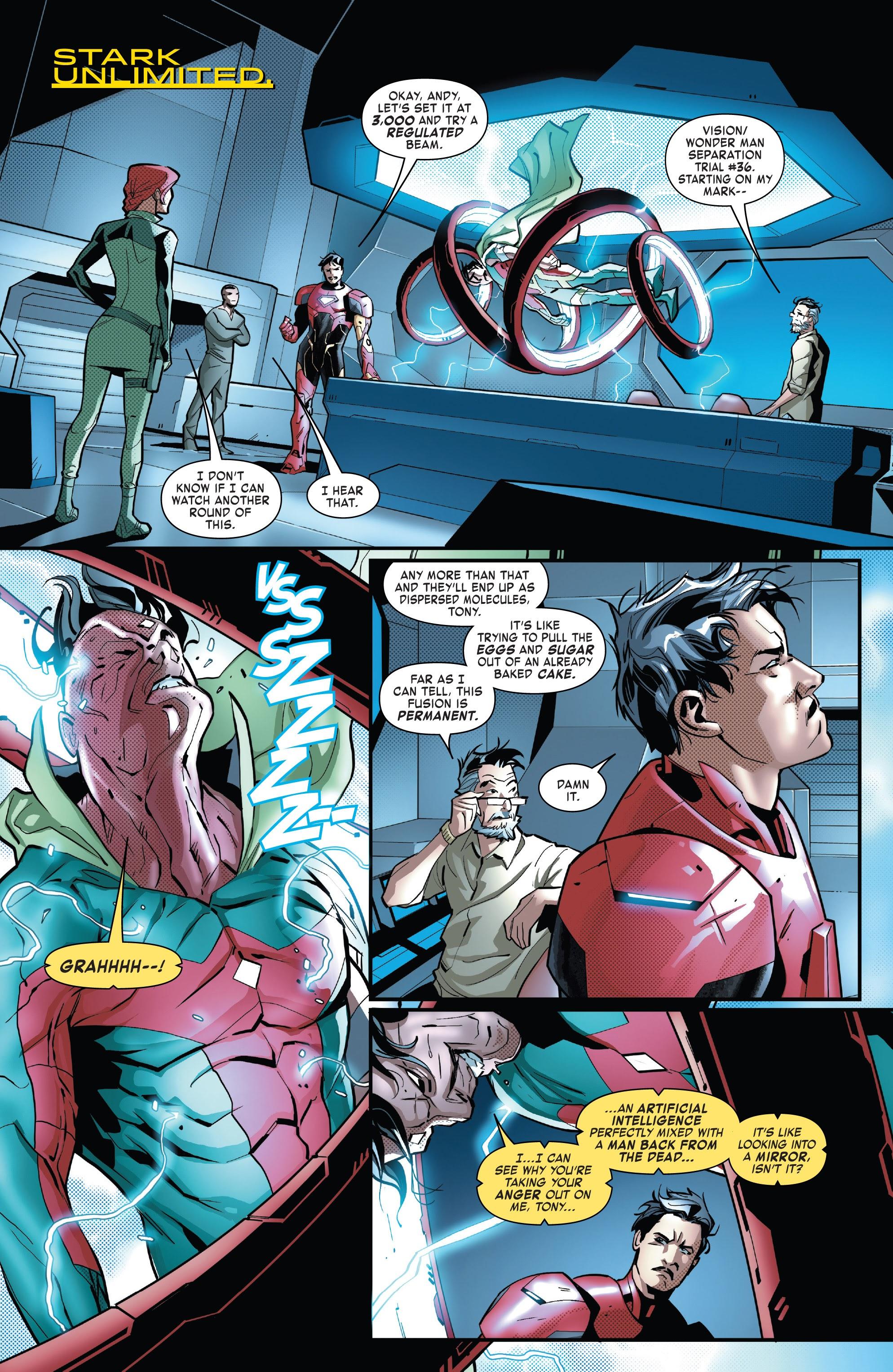 Read online Tony Stark: Iron Man comic -  Issue #16 - 5