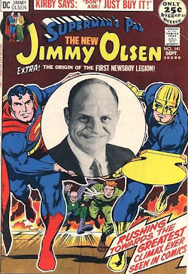 Superman's Pal, Jimmy Olsen #141
