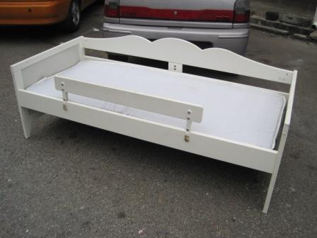JuaiMurah: IKEA Toddler Bed With Mattress