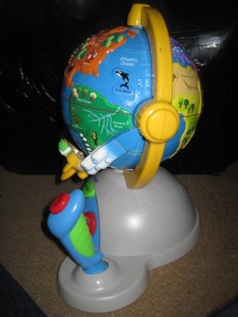 Leapfrog Learning Globe My Baby