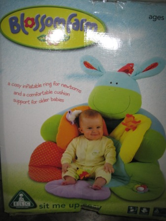 Elc Blossom Farm Sit Me Up Cosy My Baby
