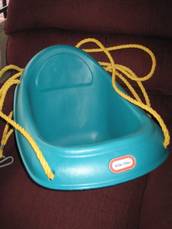 Little Tikes Swing Seat My Baby