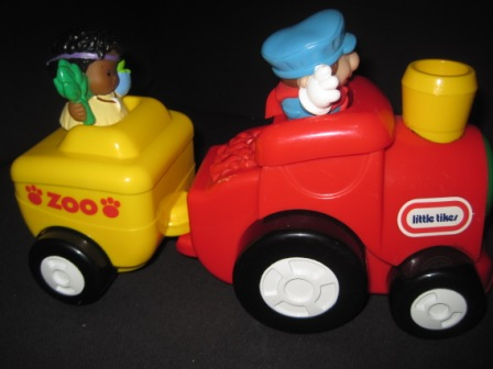 Little Tikes Zoo Train My Baby