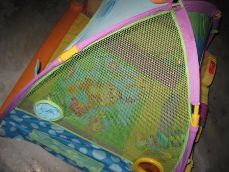 Playskool Peek N Play Discover Dome Playmat My Baby Stuff