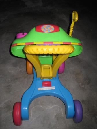Playskool Ride On Cum Push Walker My Baby Stuff