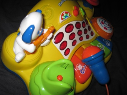 Vtech Dj Junior My Baby Stuff