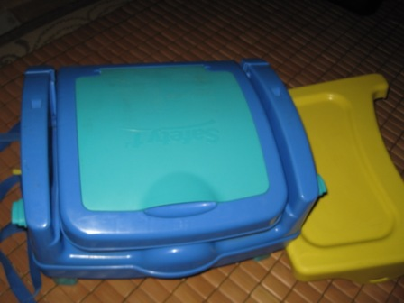 Safety First Foldable Booster Seat With Tray My Baby