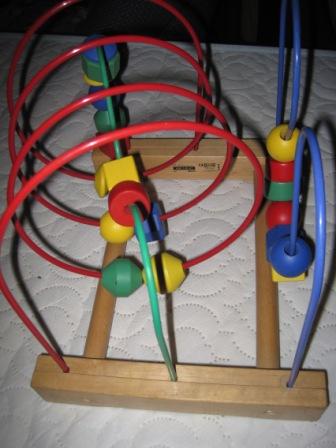 Ikea Bead Toy My Baby Stuff