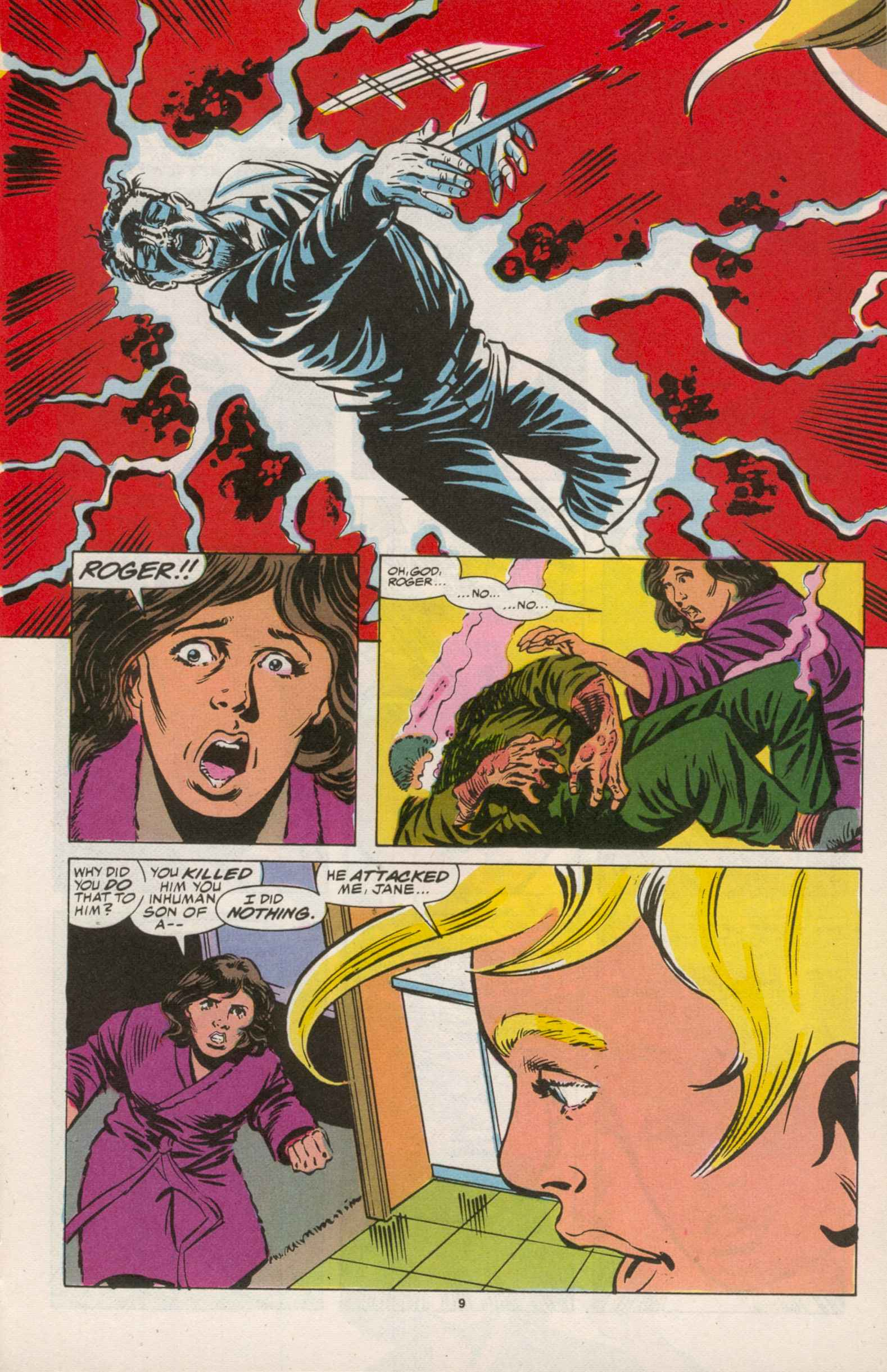 Read online Star Brand comic -  Issue #14 - 10