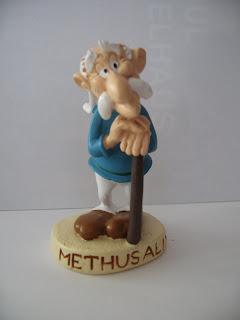 methusalix und seine frau