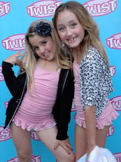 Miley Cyrus Kid Sister Helps Launch Risqué Clothing Line