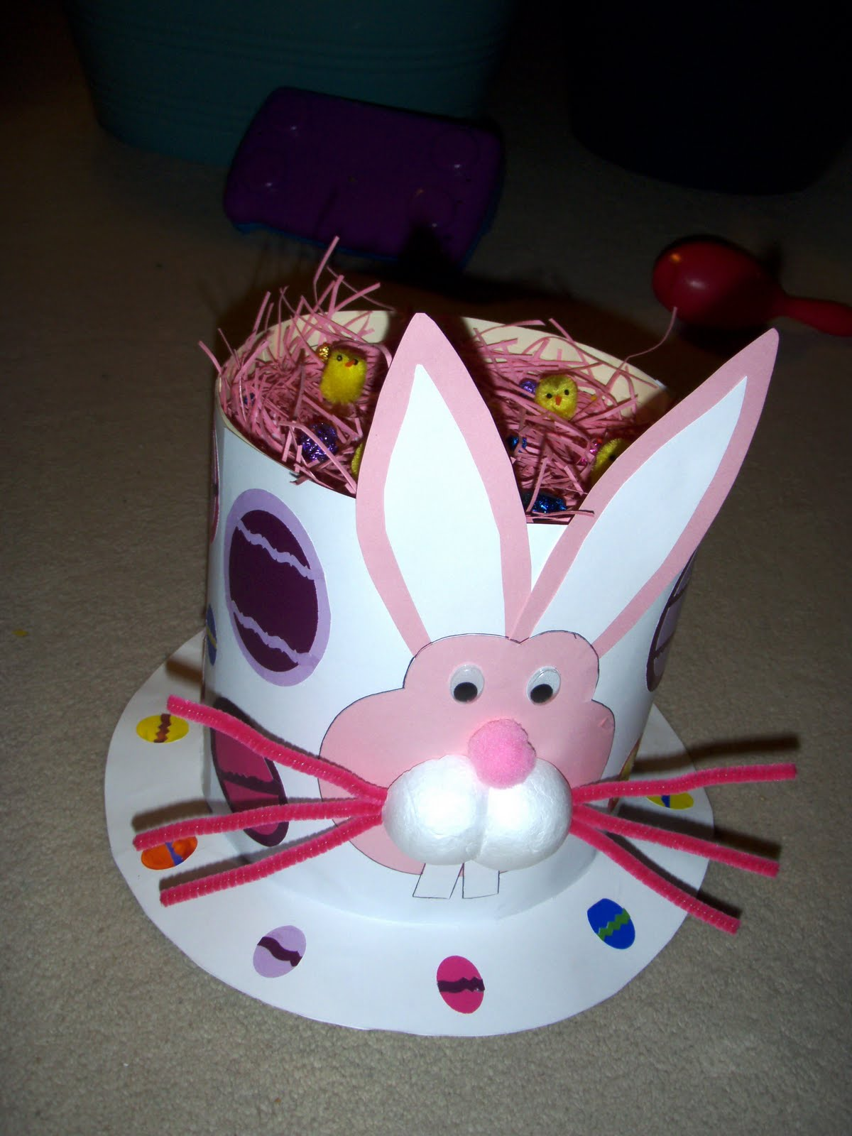 Pictures Of An Easter Hat 39