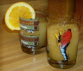 Voodoo Bourbon Slush