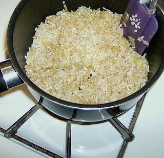 Cumin-Scented White Rice