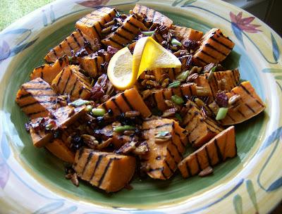 Fall Sweet Potato Toss