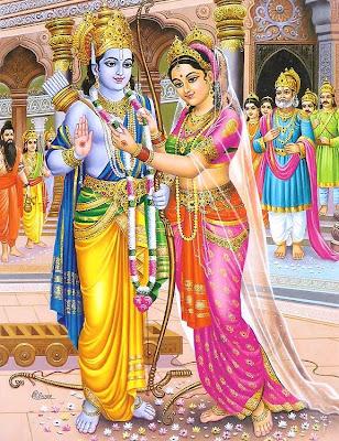 Sri Ramnavami Subhakankshalu - శ్రీ రామ నవమి శుభాకాంక్షలు