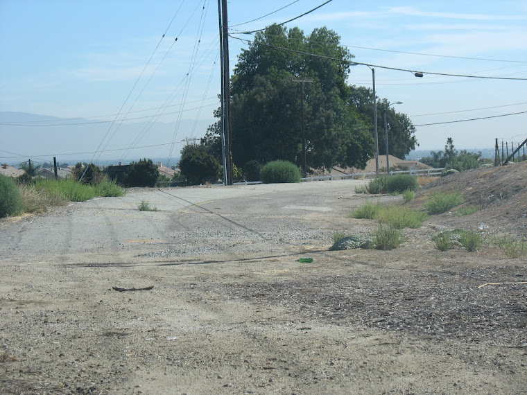Old Carbon Canyon Road at Chino Hills Parkway