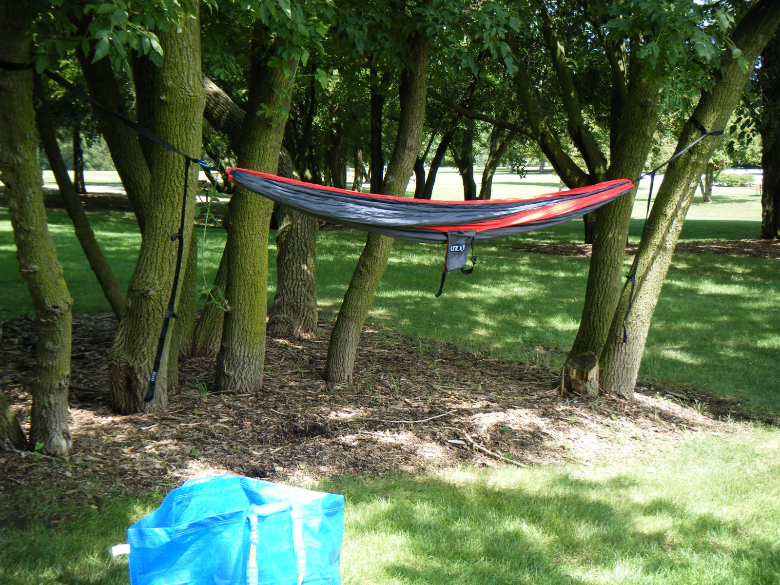 Coolkayaker1 The Proper Way To Hang An Eno Hammock With