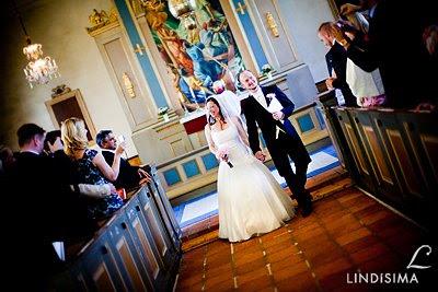 Lindísima/Linda Broström Cabrera - Jennie & Robert i Blidö kyrka 12