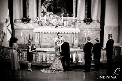 Lindísima/Linda Broström Cabrera - Nyårsbröllop på Grand Hôtel 24