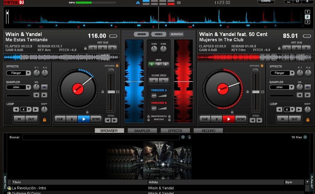 New star virtual dj 6 0 free download