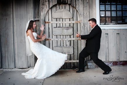 Erika And Matt K I S N G In Cedar Key