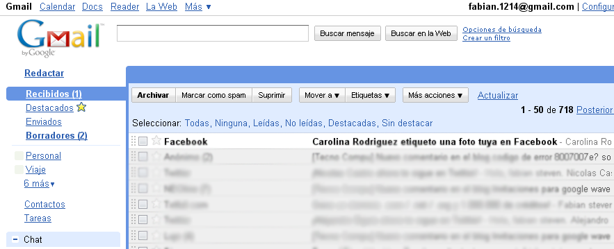 phishing en facebook