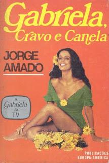 Filme Poster Gabriela, Cravo e Canela DVDRip XviD NACIONAL