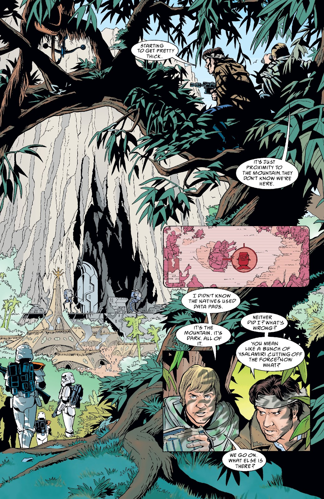 Read online Star Wars Legends: The New Republic - Epic Collection comic -  Issue # TPB 4 (Part 5) - 6