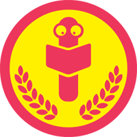 Bookworm Bender Badge