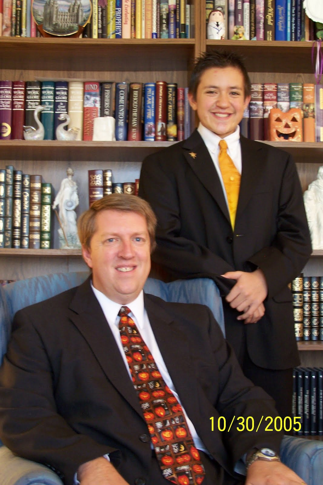 russell ballard fathers and sons a remarkable relationship