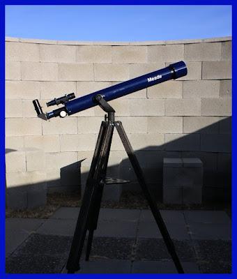 Celestial Journeys: Meade Model 226 60mm Refractor