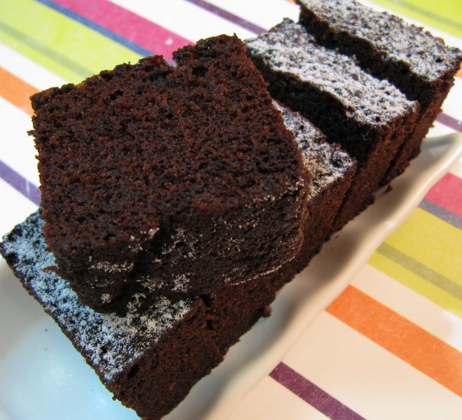 Chocolate Moist Cake Recipe Steam