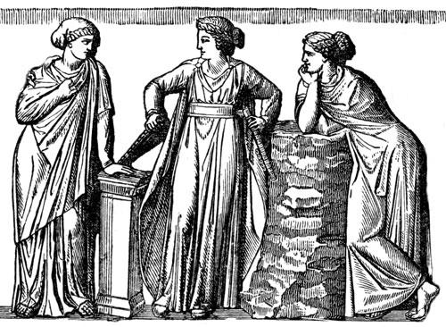 Ancient Greek Woman Statue Newhairstylesformen2014 Com