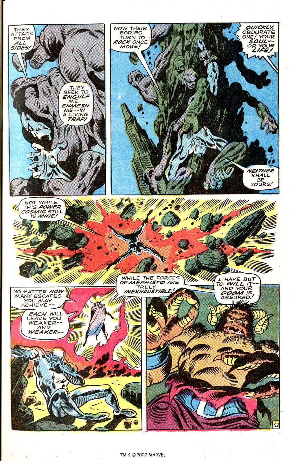 Silver Surfer (1968) issue 3 - Page 39