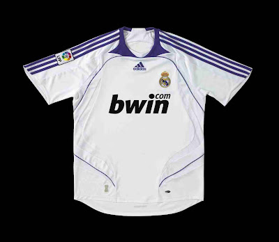 MaTA-dor  La nueva camiseta del Real Madrid 7300376f2546b