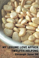 my legume love affair, twelfth helping
