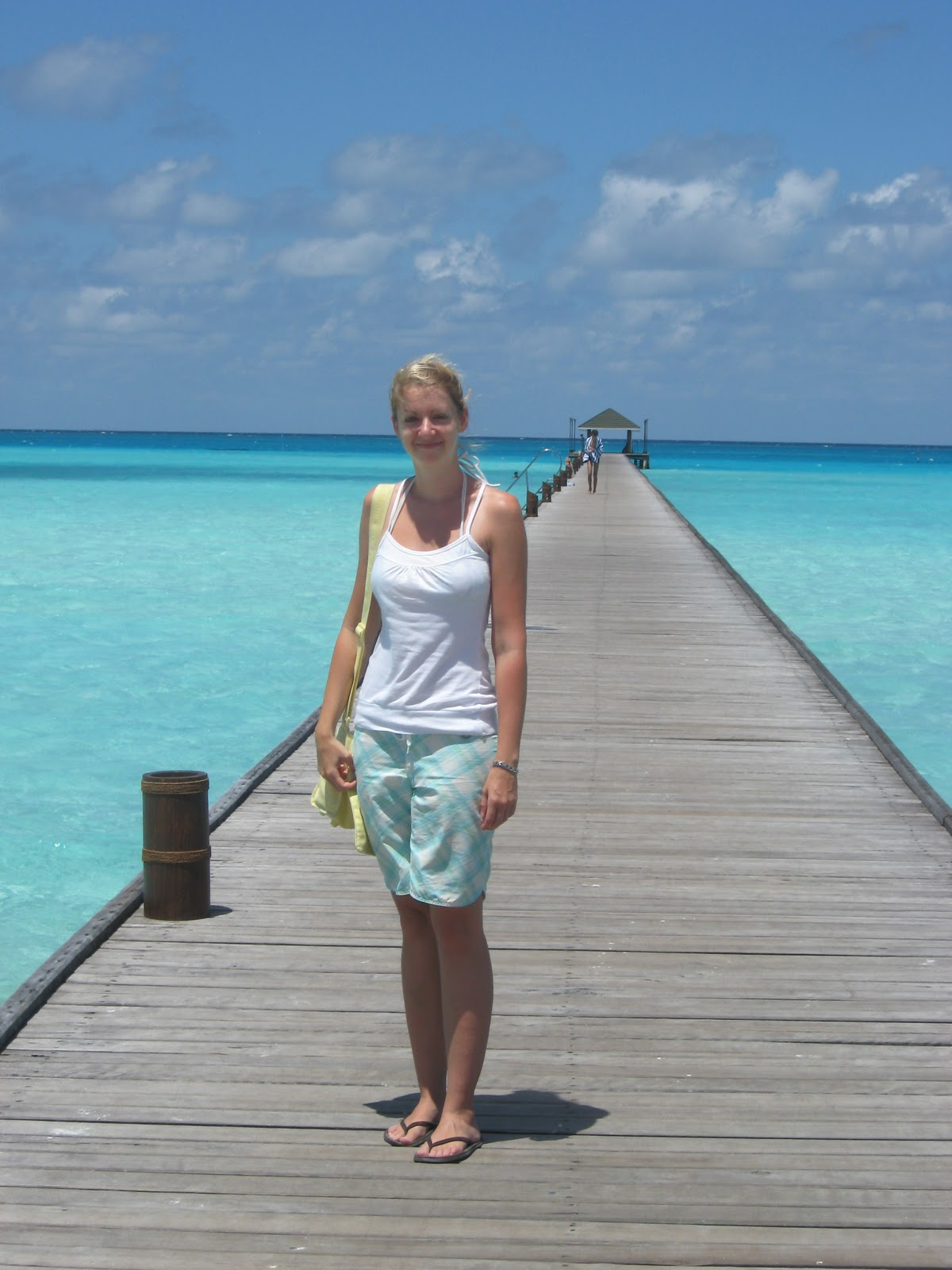 Malediven August