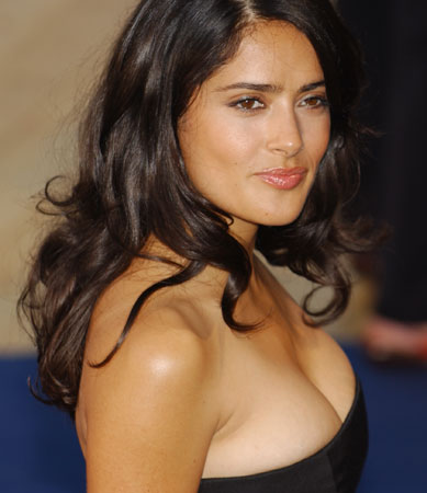 hot salma hayek