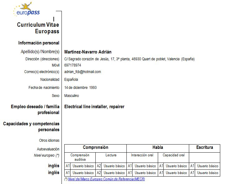 Europass Cv Template Ro Doctoral Research Proposal Example