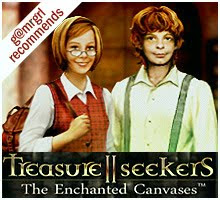 Treasure Seekers II: The Enchanted Canvases