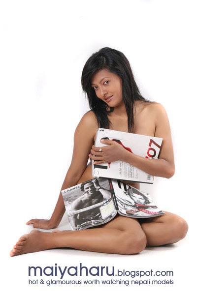 Mine Nepali model nude photo can