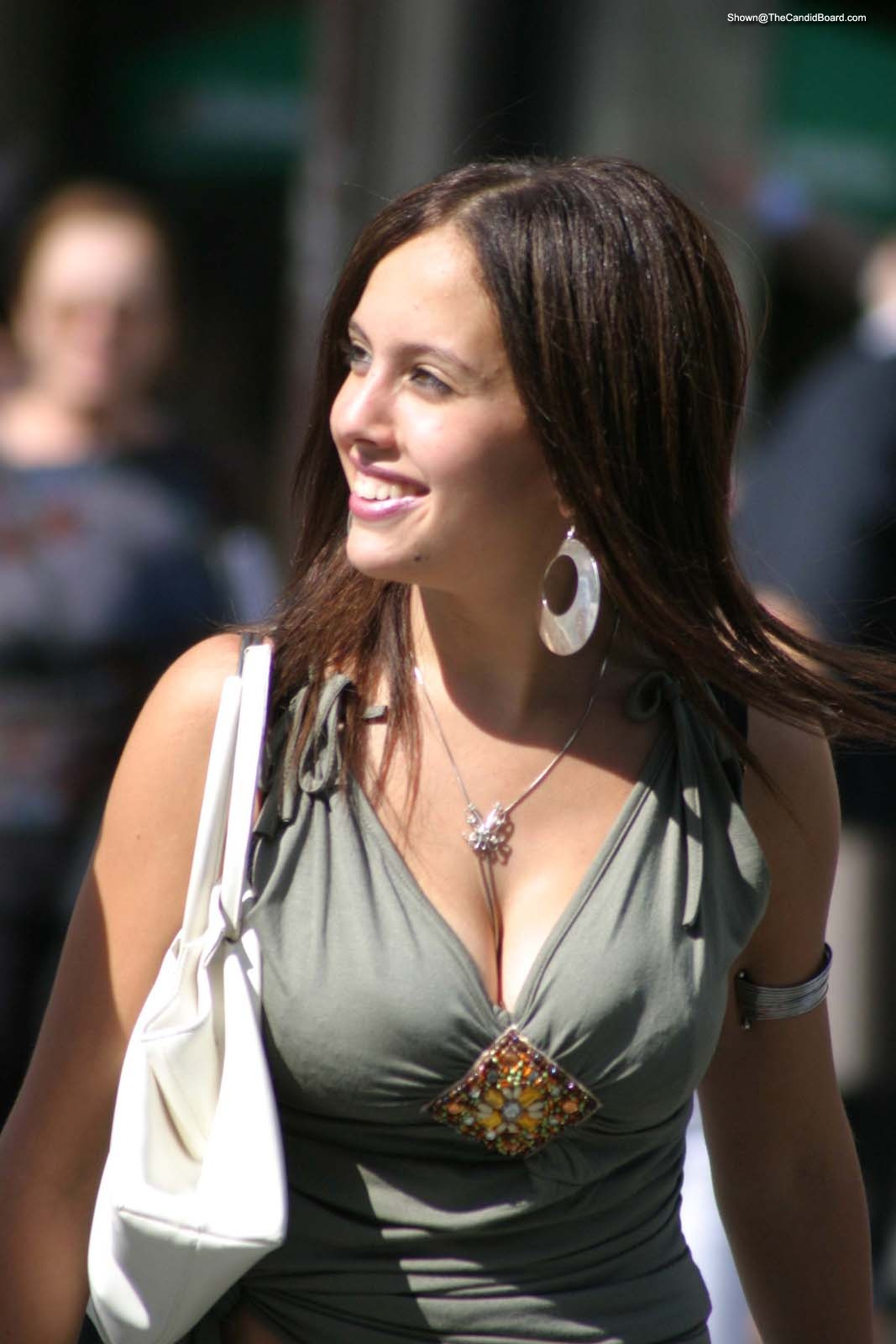Big Breast Girls Candid Juggs Are The Best-6212