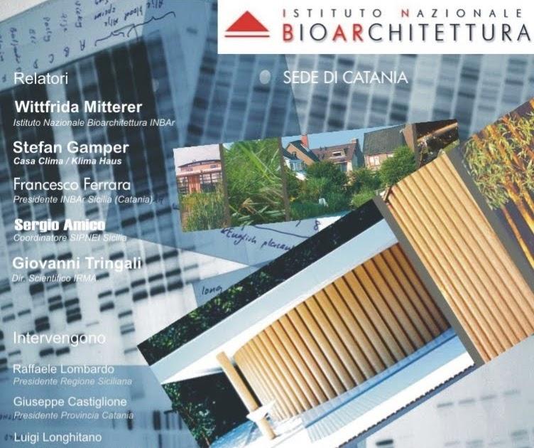 Architettura catania workshop biocompatibilit saem catania for Studio architettura catania